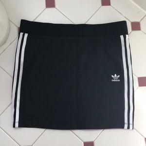 Adidas 3 stripe  Skirt!!
